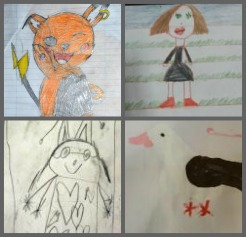 desene copii 8