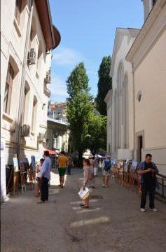 stival Strada Armenească